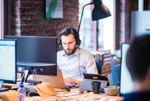 Företag prospektering för B2B