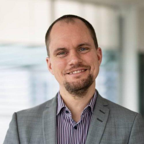Jörgen Sjöstrand VD